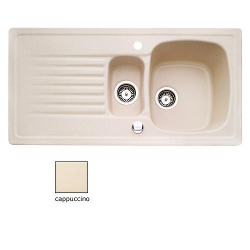 keramiksp le targa 60 von villeroy boch in cappuccino. Black Bedroom Furniture Sets. Home Design Ideas