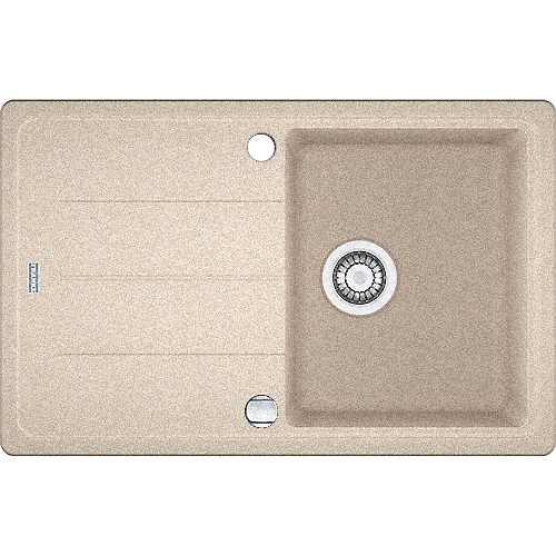 franke sp le basis bfg 611 in beige aus fragranit. Black Bedroom Furniture Sets. Home Design Ideas