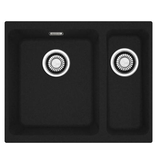 franke unterbausp le kubus kbg 160 fragranit graphit. Black Bedroom Furniture Sets. Home Design Ideas