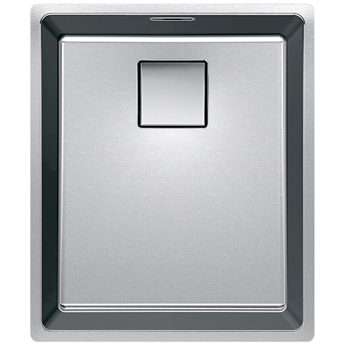 franke sp le centinox cmx 210 34 in edelstahl glatt mit integralablauf ausschn ebay. Black Bedroom Furniture Sets. Home Design Ideas