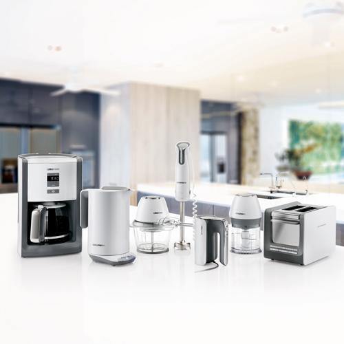multi zerkleinerer ch 7280w premium line white sense grundig k chenmaschine ebay. Black Bedroom Furniture Sets. Home Design Ideas