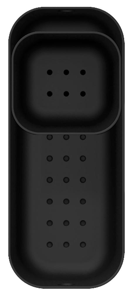 schock resteschalen set 629132s aus schwarzem kunststoff f r sp le wembley ebay. Black Bedroom Furniture Sets. Home Design Ideas