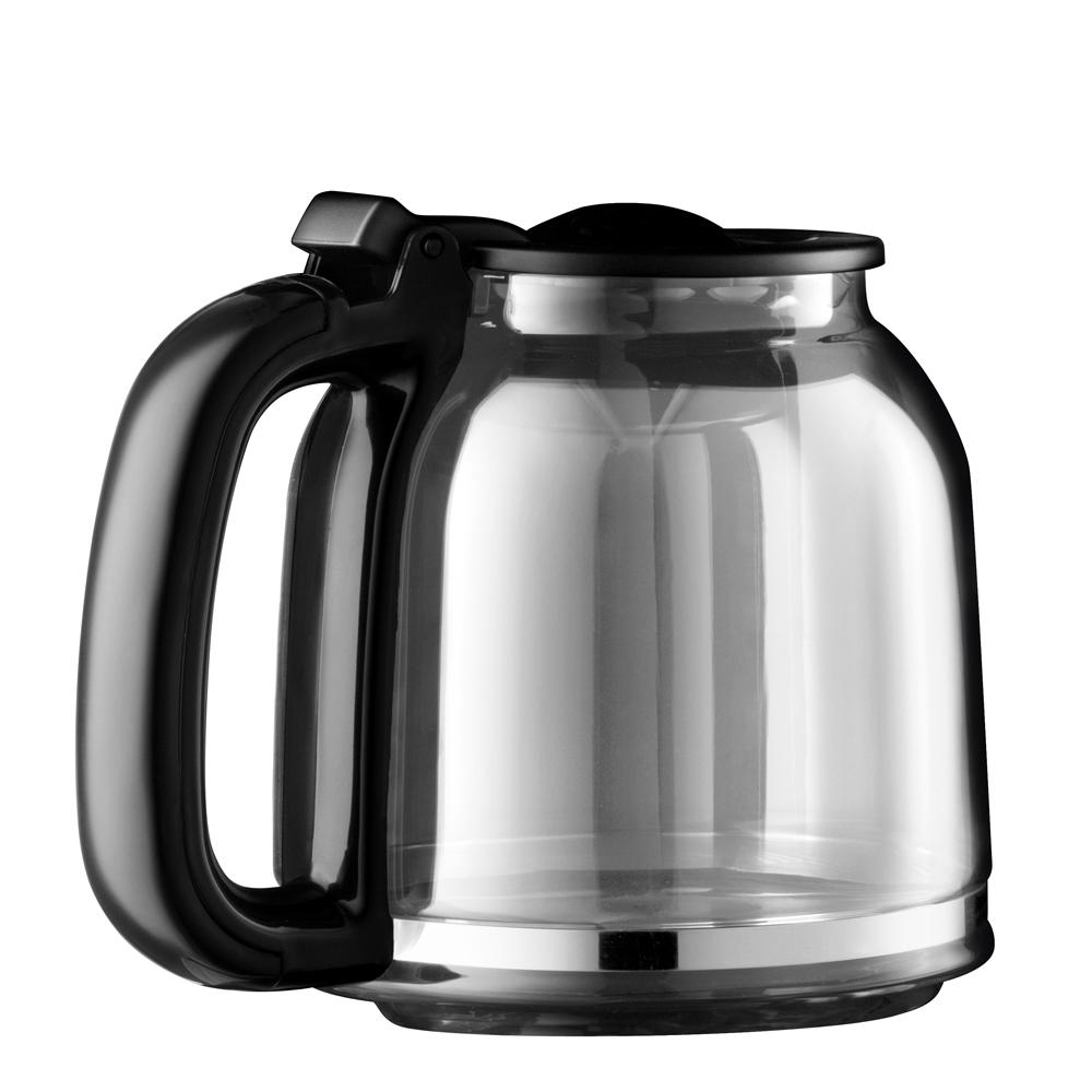 Ersatzkanne aus Glas für Kaffeemaschine RED SENSE KM 6330  -> Kaffeemaschine Für Büro