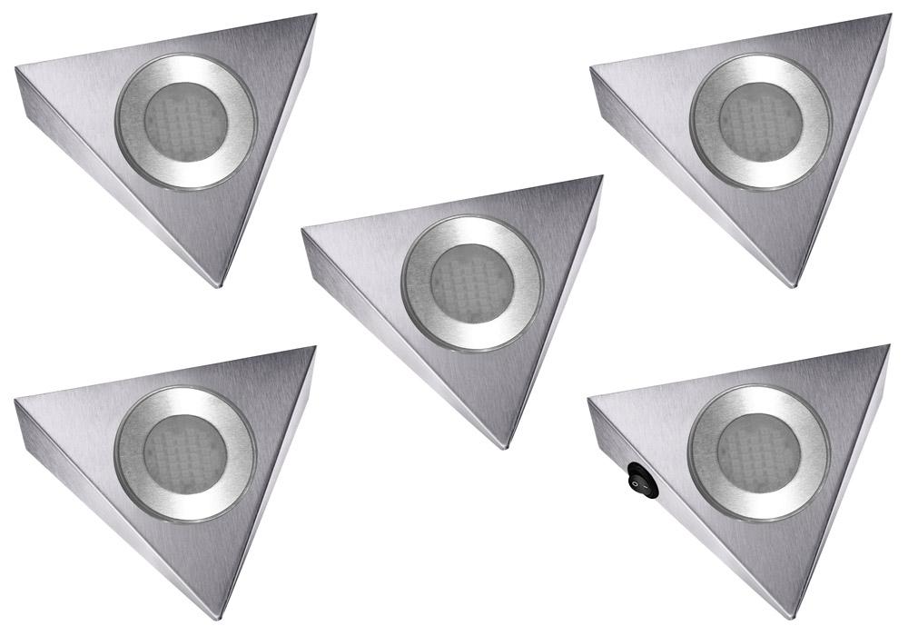 THEBO Power LED 589 PALOMA 3500 K - 140 LM - 5er Set mit Schalter - A   | Große Klassifizierung  | Meistverkaufte weltweit  | Qualitativ Hochwertiges Produkt
