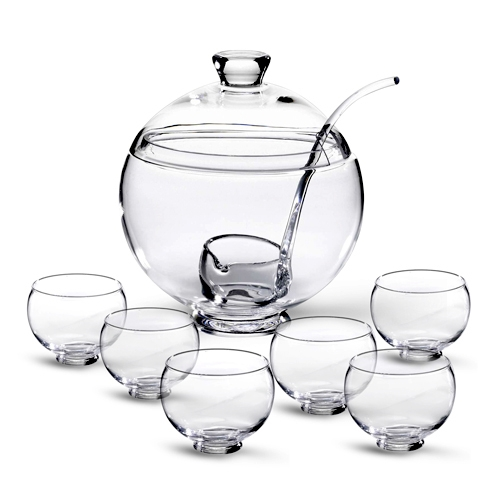 bowle set summerball 8 tlg deru summerball summertime bowlebecher bo. Black Bedroom Furniture Sets. Home Design Ideas