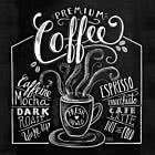 Servietten Blackboard Coffee 33 x 33 cm ppd 1332465