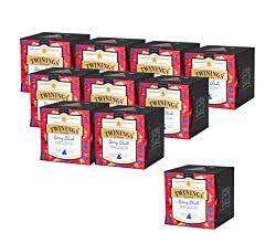 10er SET Twinings Berry Blush Infusion 45 g (15 x 3 g im Beutel) / Tee
