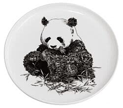 Maxwell & Williams DX0528 MARINI FERLAZZO Teller 20 cm GIANT PANDA, Premium-Keramik, in Geschenkbox