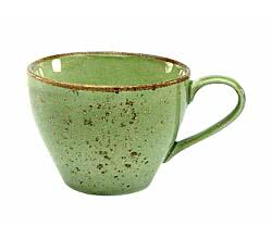 CreaTable 20017 Nature Collection Obertasse 200 ml GREEN