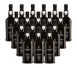 18er SET Madeira Reserve Fine Rich 5 Years Old / 5 Jahre alt