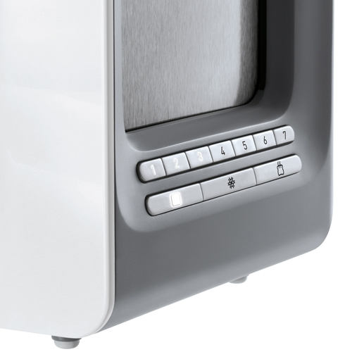grundig toaster ta 7280w premium line white sense mit 730 870 watt leistung 2. Black Bedroom Furniture Sets. Home Design Ideas