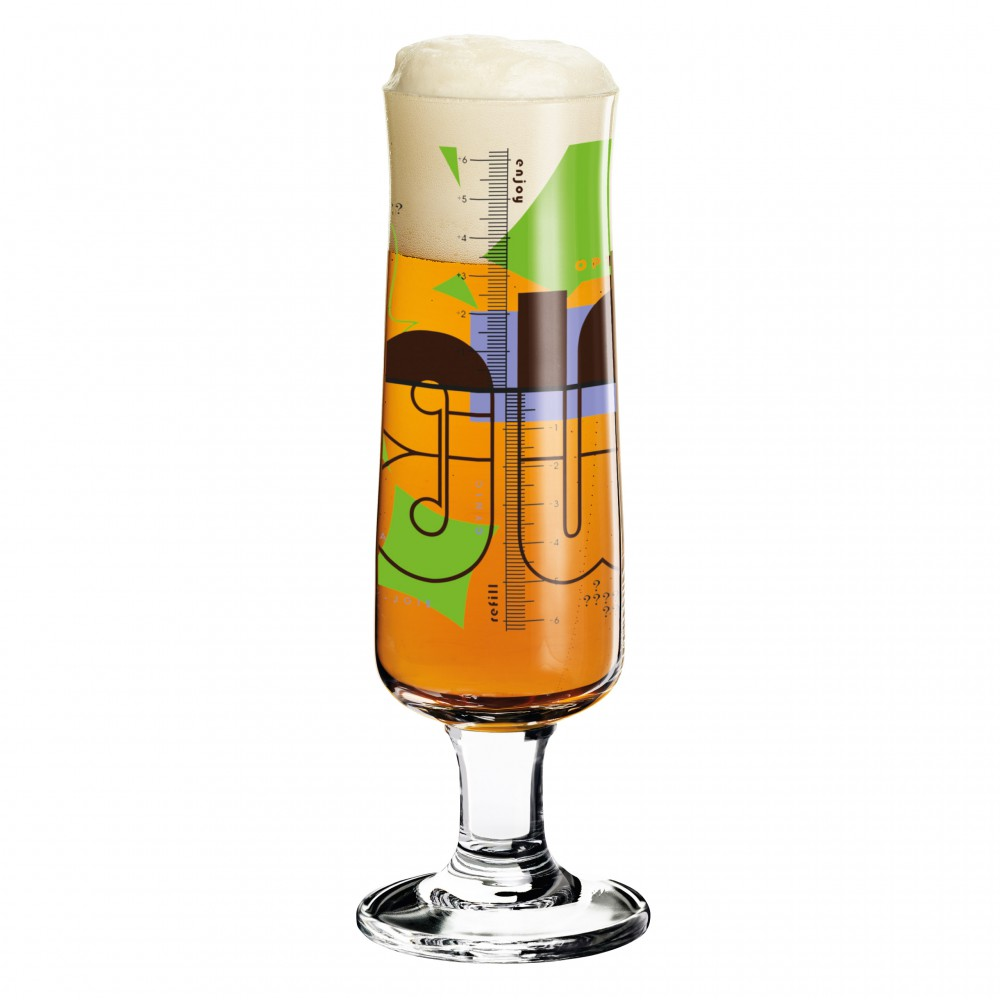 bierglas 0 3 l alena st james 2014 ritzenhoff beer biertulpe ebay. Black Bedroom Furniture Sets. Home Design Ideas