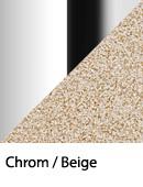 Chrom-Beige