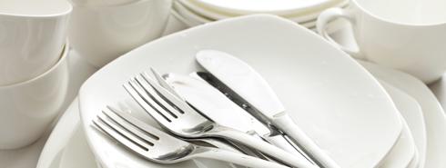 Geschirr & Besteck - Was brauche ich wirklich?