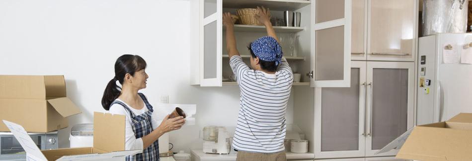 Erstausstattung Küche mit KitchenKing24