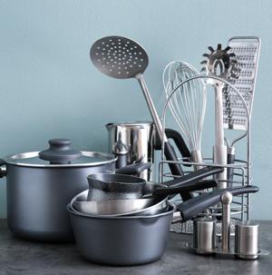 Küchenset Erstaustattung
